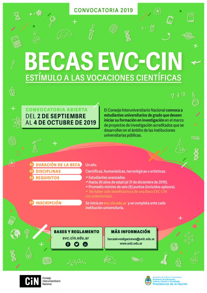 Becas EVC-CIN