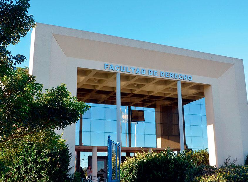 Edificio Derecho UNLZ