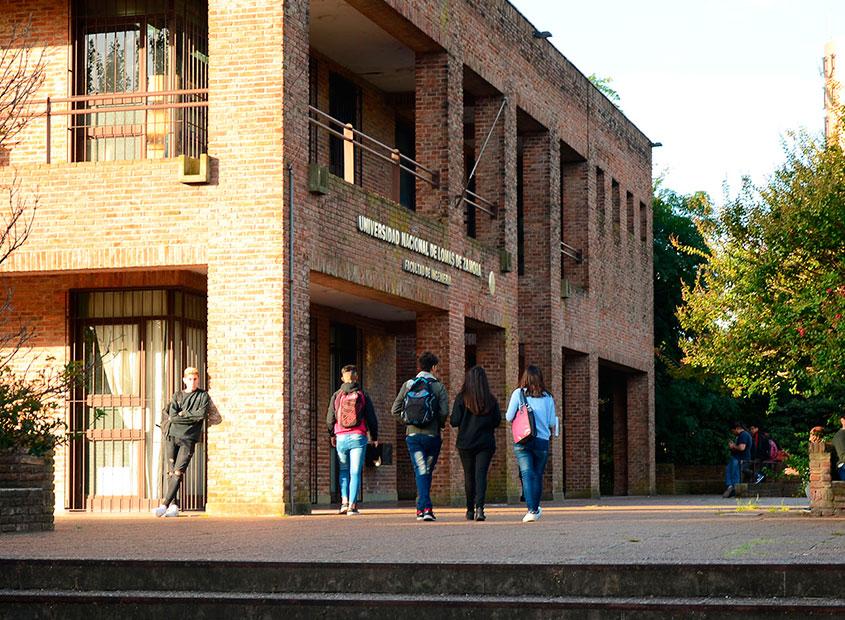 Edificio Ingeniería UNLZ